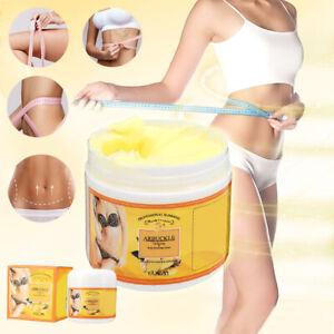Abnehmen-Creme-Gewichtsverlust-Fettverbrennung-Anti-Cellulite-Koerper-Ingwer-300g