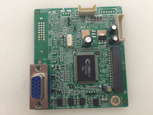 NEVER USED MAIN LOGIC BOARD 715G4432-M01-000-004I FOR ASUS VS207D-P MONITOR OEM