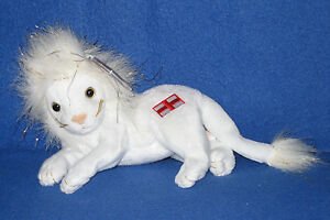 TY PRIDE the LION BEANIE BABY - MINT with MINT TAGS - UK EXCLUSIVE