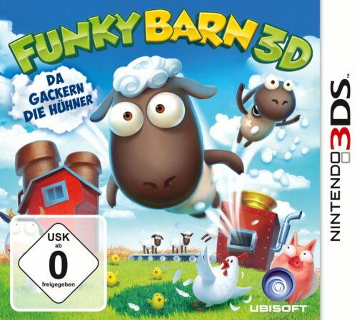 1 von 1 - Funky Barn 3D (Nintendo 3DS, 2012) (22)