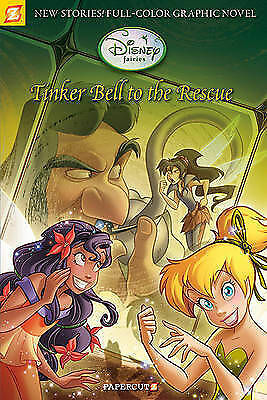 1 of 1 - Tinkerbell to the Rescue by Papercutz (Paperback, 2010) < 9781597072007