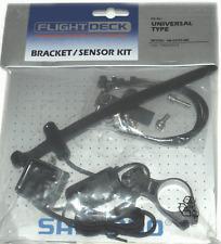 Shimano Flight Deck Computer / Universal Sensor Kit NEW!