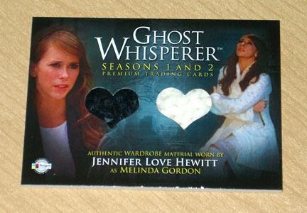Ghost Whisperer Jennifer Love Hewitt dual costume GC-14
