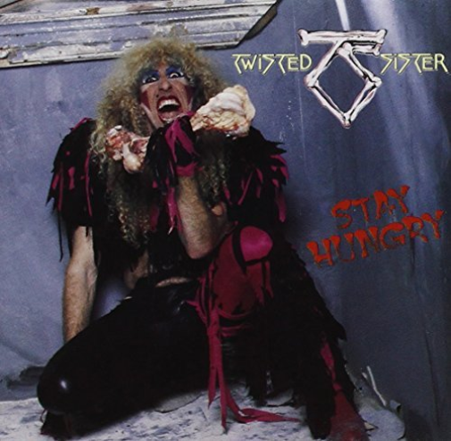 TWISTED SISTER-STAY HUNGRY (UK IMPORT) CD NEW