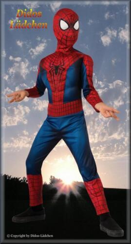 Kinder-Kostüm Amazing Spiderman 2 Muscle Chest   gr  M.L