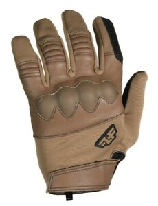 Line-of-Fire-Sentry-Coyote-Gloves-XL-With-36-Tegs-Tape-Included
