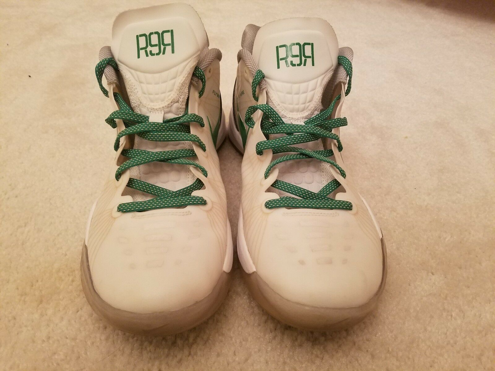Nike Hyperdunk low 2011 pe Rajon Rondo Promo Sample Y3 ...only pair on ebay