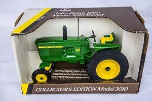 JD-3010-Tractor-1-16-1992-Collector-Edition-Ertl-5635DA-NIB