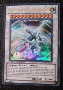 Yugioh Shooting Quasar Dragon JUMP-EN055 Ultra Rare Shonen ...
