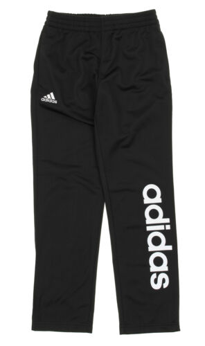 Color Options Adidas Youth Big Boys Linear Tricot Athletic Pants