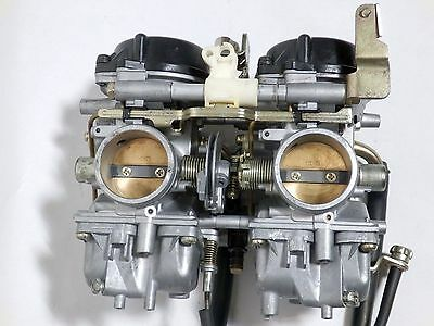 Suzuki DR800S Vergaser Reinigung carburetor cleaning Ultraschall Motor Antrieb