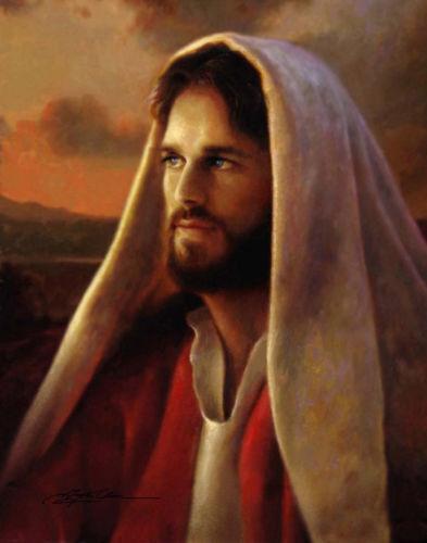 "Prince of Peace Christ 14 x 11/"" Photo Print"