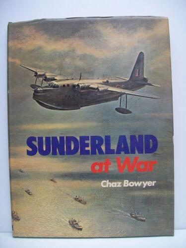 1 of 1 - Sunderland at War by Chaz Bowyer (Hardback, 1976)