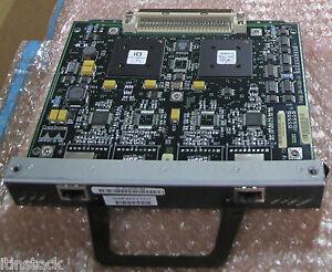 100% De Qualité Cisco Pa-2fe-tx 2-port Fast Ethernet 100 Base Tx Double Port Adaptateur-afficher Le Titre D'origine En Voyageant
