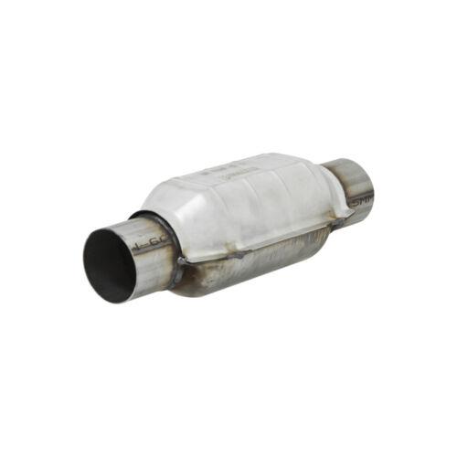 "2.5/"" Flowmaster Universal Catalytic Converter High Flow Stainless 2220125"