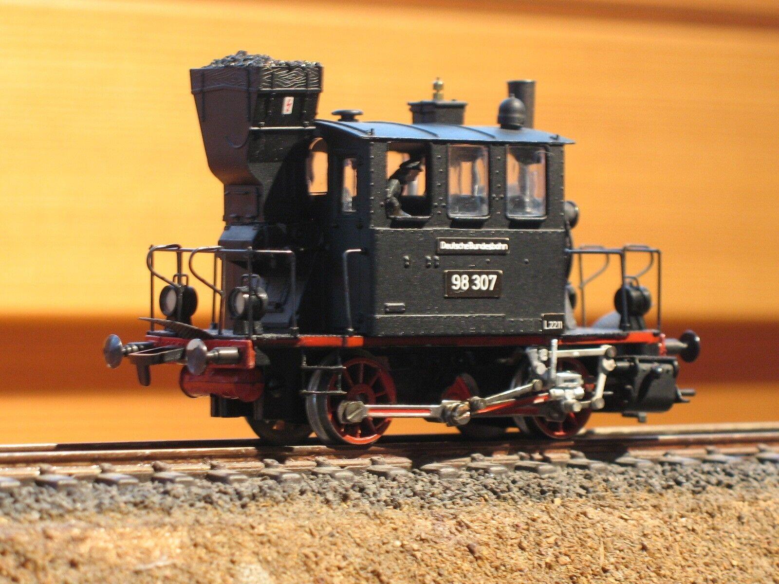 Heinzl Modellbahn Glaskasten BR 98-3  | Verrückter Preis