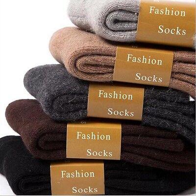 Thermal Socks Winter Outdoor Warm Multi Color Women Men Causal Thick Socks