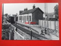 PHOTO  WELLS PRIORY ROAD RAILWAY STATION 7/63