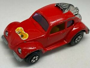 MATCHBOX Lesney Superfast N. 31 VW Volks-Dragon Beetle