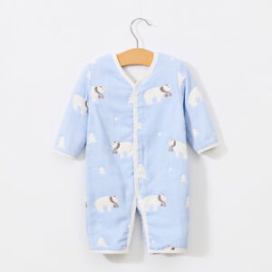 c883b57bf8c0 Image is loading Christmas-Baby-Boy-Girl-Romper-Toddler-Jumpsuit-Newborn-