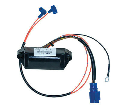 OMC CDI Power Pack CD2 No RPM Limit 586800 113-2285