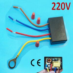220v Touch Light Lamp Dimmer Switch Control Module Sensor