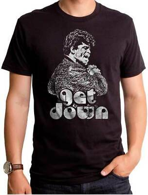 Goodie Two Sleeves Mens James Brown Get Down T-Shirt
