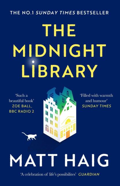 The Midnight Library By Matt Haig Paperback