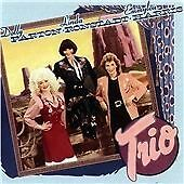 Trio-Parton-Dolly-Ronstadt-Linda-Audio-CD-New-FREE-amp-FAST-Delivery
