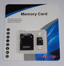 128GB Micro SD Memory Card SDXC SDHC TF Flash Class 10 For Android Camera P