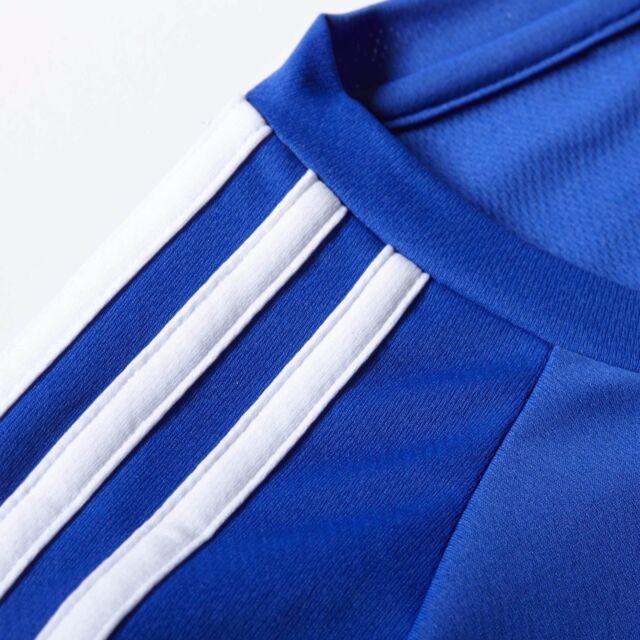 6f5780b741 adidas Mens Estro 15 S s Teamwear Shirt Top Sports Training L