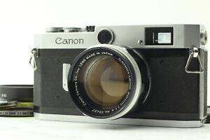 EXC-Canon-P-Rangefinder-35mm-Filmkamera-mit-50mm-f1-4-l39-Lens-aus-Japan