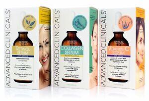 Advanced-Clinicals-Complete-Serum-Set-Collagen-Retinol-and-Vitamin-C