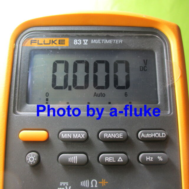 Fluke 83V 87V 88V Repair Kit for Fading LCD Digital Display All Series '5'  DMM