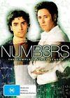 Numbers : Season 1 (DVD, 2006, 4-Disc Set)
