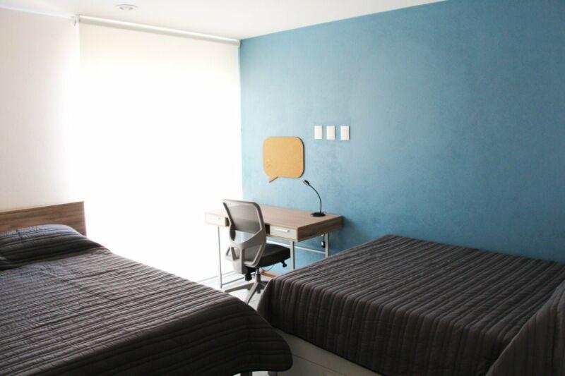 Residencia para estudiantes universitarios