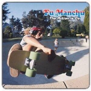 FU-MANCHU-THE-ACTION-IS-GO-VINYL-LP-14-TRACKS-PSYCHEDELIC-ROCK-NEU