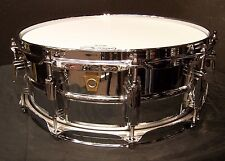 "Ludwig drums LM400 5 x 14"" Supraphonic snare drum Chrome over aluminum NEW"