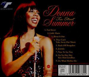 Donna-Summer-Fun-Street-NEW-CD