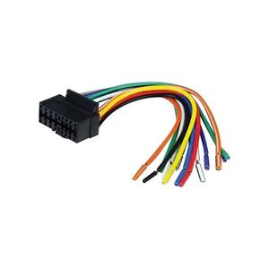 audiopipe whjvc16p nippon pipeman 16 pin wiring harness. Black Bedroom Furniture Sets. Home Design Ideas