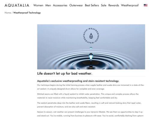 AQUATALIA PASHA suede Block-Heel 40mm Waterproof Pumps MSRP$295 made in Italy