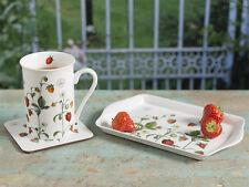Royal Botanic Gardens, Kew Fresa Fayre tiempo para Conjunto de regalo de té