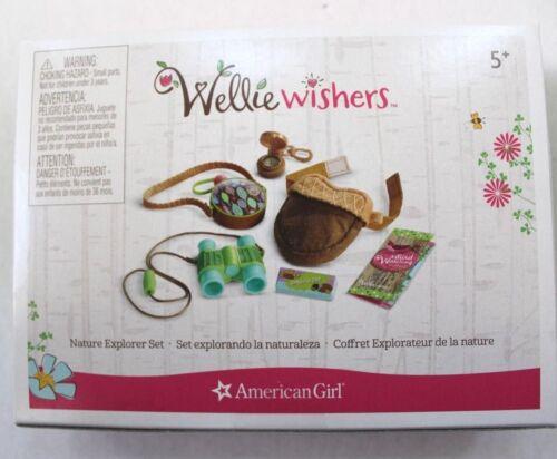 American Girl WellieWishers Wellie Wishers Nature Explorer Set