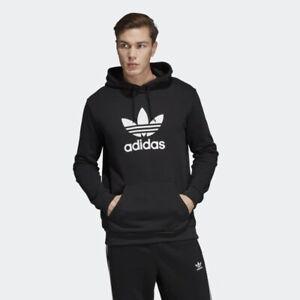 Adidas Sweat à capuche CORNICULÉ LOGO POCHETTE POCHE PREMIUM Pull-over Sweat À Capuche Petit