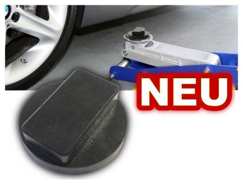 Hebebühne Wagenheberaufnahme Gummiblock FÜR BMW E81 E82 E87 E88 1M F20 F21 F22