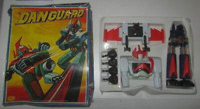 Imparato Danguard New Gioco Roma Multi Position Robot Tarocco Knok Off Ko Gio. Co. Rare