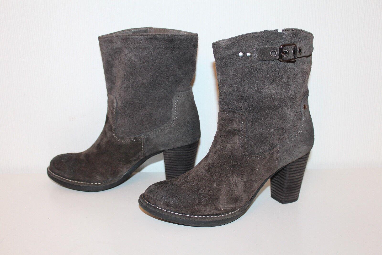 Zapatos botines casuales salvajes Liebeskind Berlin botines Zapatos zapatos 39 uk6 Echt Leder antelina 855319