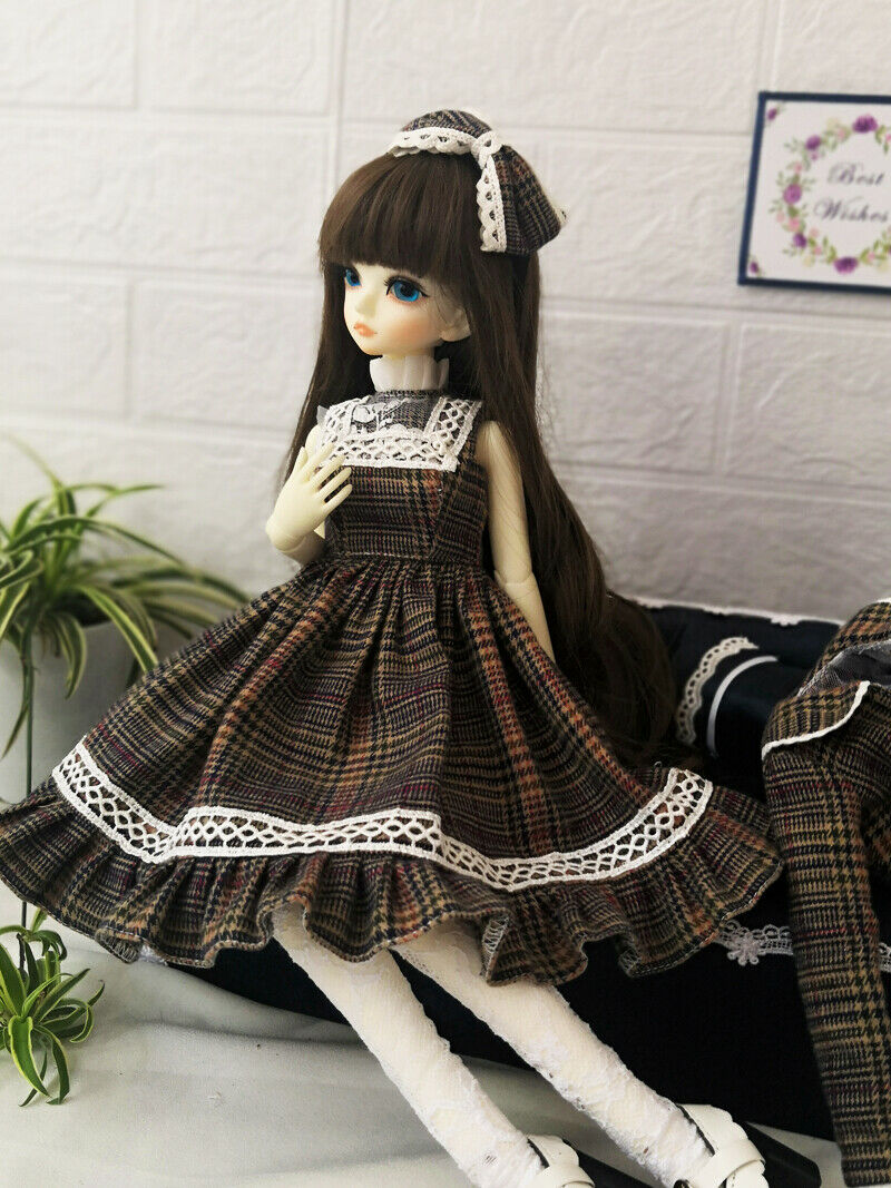 By Brand, Company, Character 1/4 BJD Clothes MSD Dollfie
