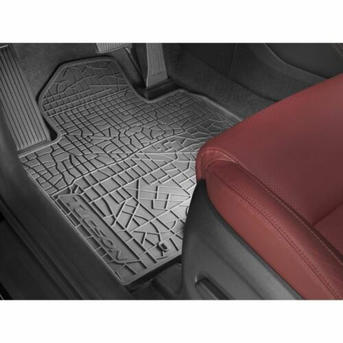 Genuine Hyundai Tucson 2015 Onwards Rubber Mats D7131ADE10