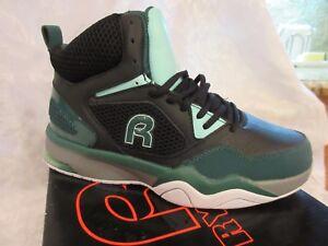 Rycore Zero 4 Black Green Basketball Shoes